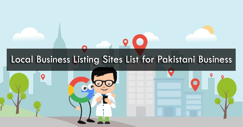 Pakistani Local Business Websites Lists