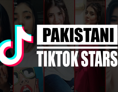 Pakistani Tiktok Stars