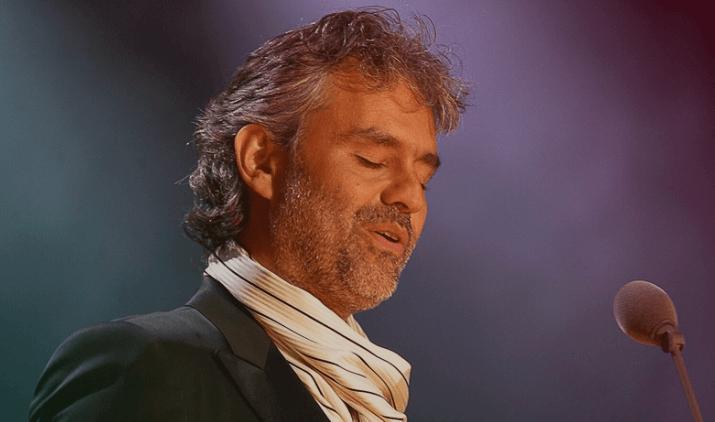Andrea Bocelli (Opera Singer)