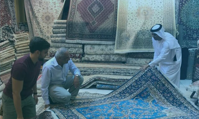 Persian Rugs and Arabic Style Carpets
