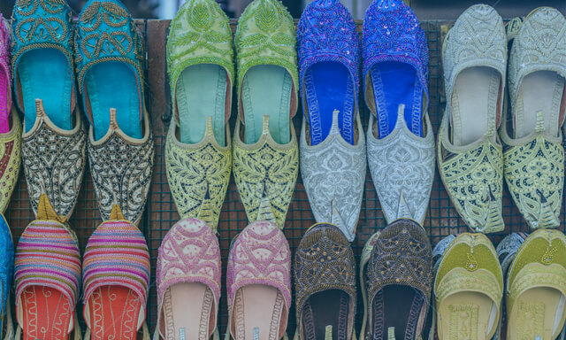Traditional Arabic Shoes & Slippers
