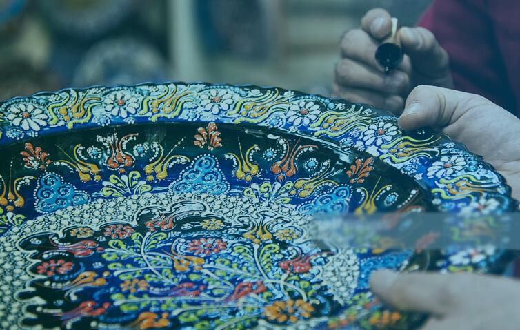 Turkish Ceramics Plates