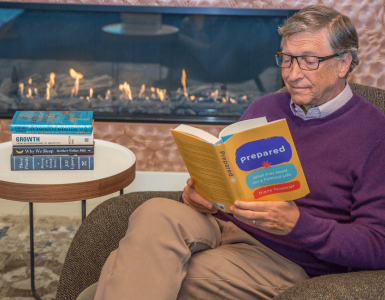 books recommended by bill gates