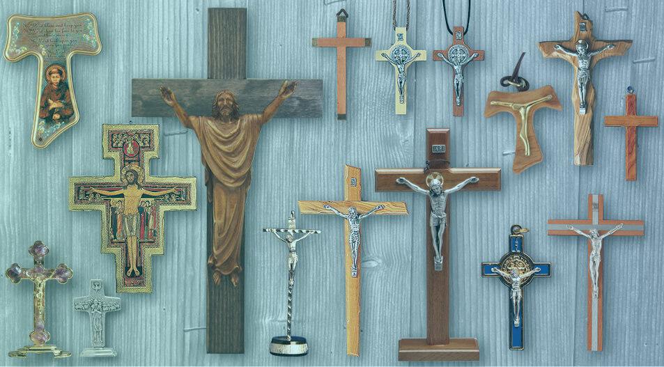 Religious items in Italy