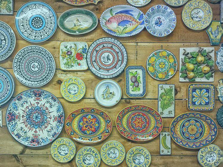 Imported Italian Ceramic