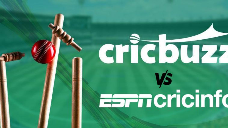 Cricbuzz Vs Cricinfo