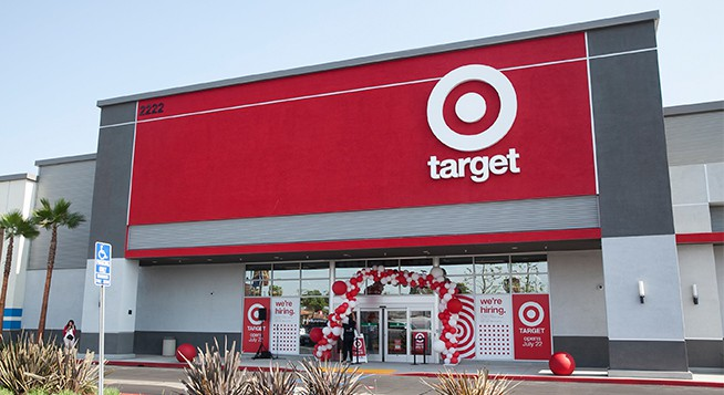 Find a target store near me