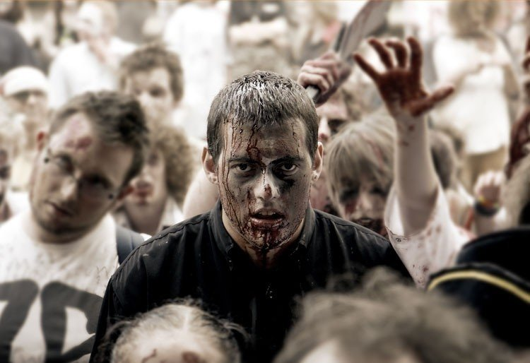 Zombie Apocalypse Party