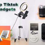Five Top Tiktok gadgets that most stars use around $100